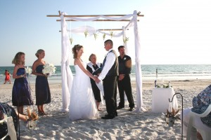 Celebrate Your Love With A Wedding On The Beach