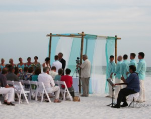 Make Your Beach Wedding Stand Out