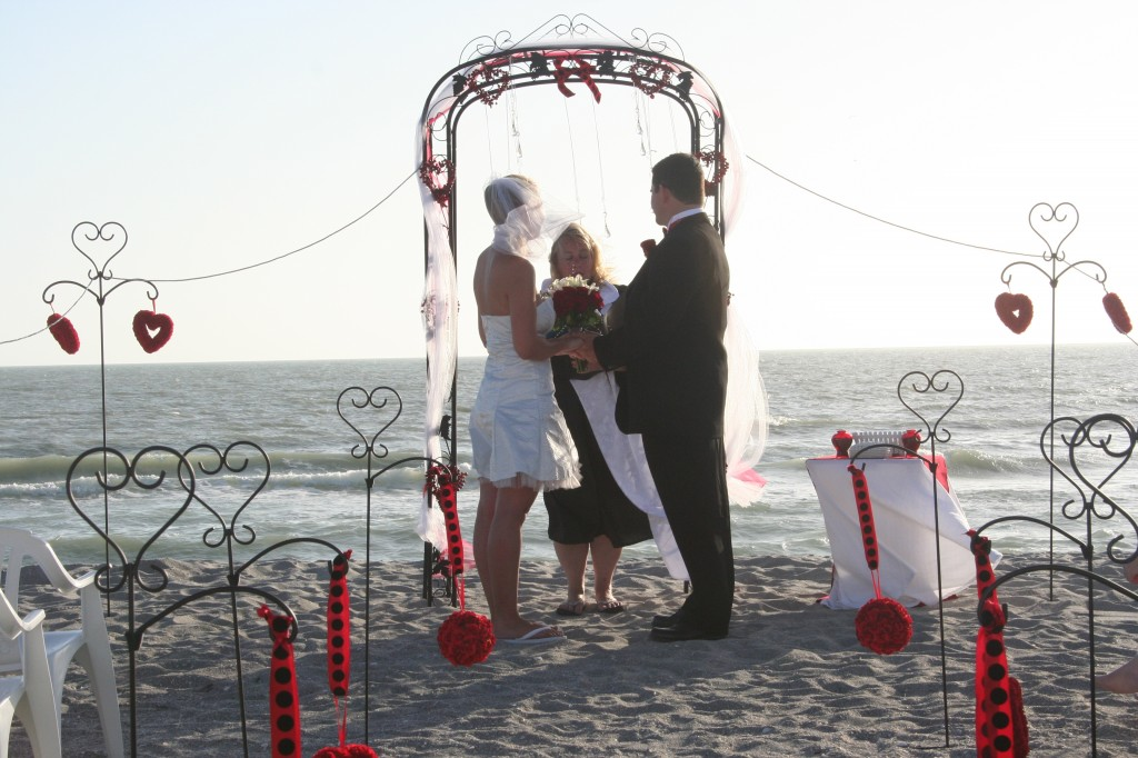Beach Weddings - Tampa Wedding Planner