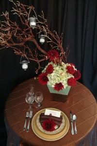 Champagne Wishes Winter Wedding Ideas